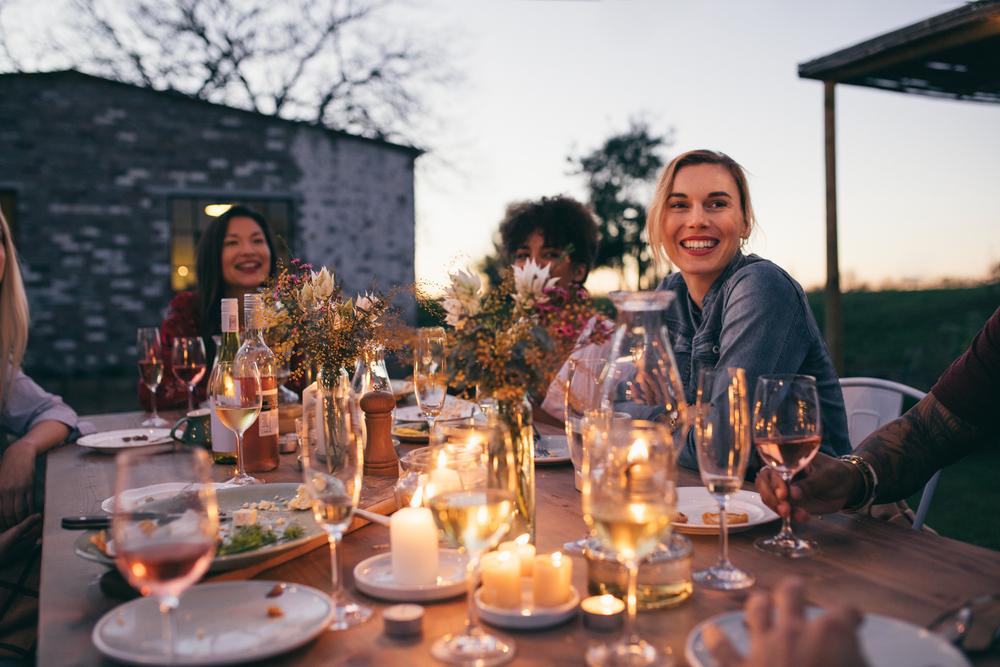 企業活動規劃:企業晚宴